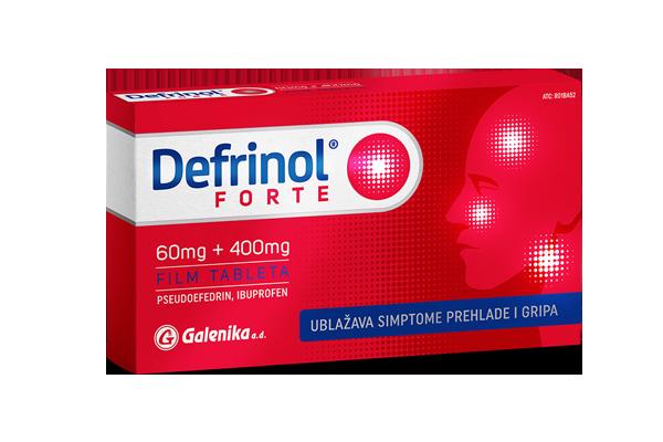 Defrinol Forte