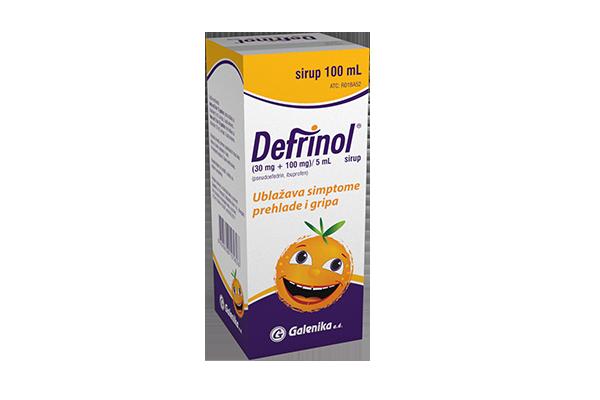 DEFRINOL® SYRUP