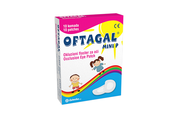 OFTAGAL® mini P KUTIJA