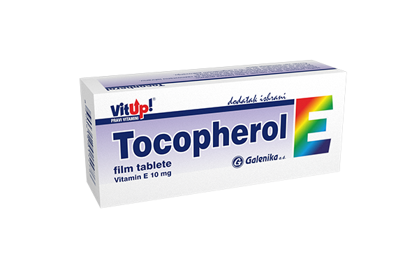 TOCOPHEROL FILM TABLETA
