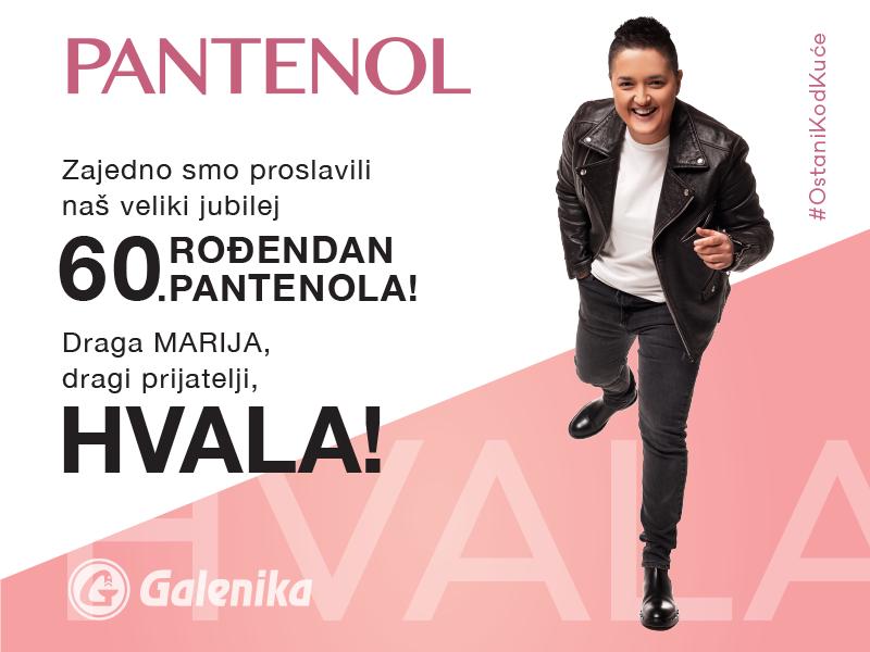 60. rođendan Pantenola - HVALA.